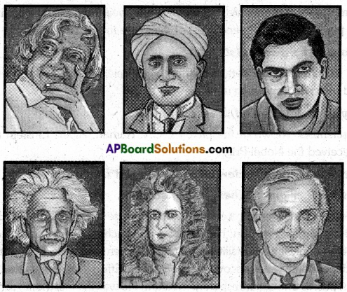 AP Board 7th Class English Solutions Chapter 2A C.V. Raman, the Pride of India 1