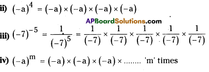 AP Board 7th Class Maths Solutions Chapter 11 Exponents InText Questions 9