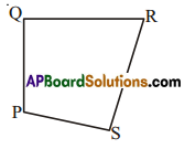 AP Board 7th Class Maths Solutions Chapter 12 Quadrilaterals Ex 1 1