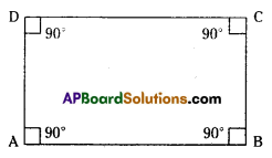 AP Board 7th Class Maths Solutions Chapter 12 Quadrilaterals Ex 1 3