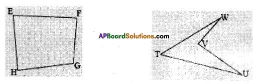 AP Board 7th Class Maths Solutions Chapter 12 Quadrilaterals InText Questions 1