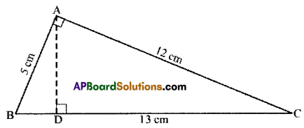 AP Board 7th Class Maths Solutions Chapter 13 Area and Perimeter Ex 3 3