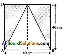 AP Board 7th Class Maths Solutions Chapter 13 Area and Perimeter Ex 3 7