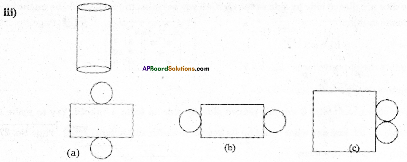 AP Board 7th Class Maths Solutions Chapter 14 Understanding 3D and 2D Shapes Ex 2 5