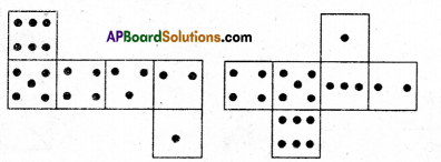 AP Board 7th Class Maths Solutions Chapter 14 Understanding 3D and 2D Shapes Ex 2 8