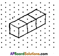 AP Board 7th Class Maths Solutions Chapter 14 Understanding 3D and 2D Shapes Ex 3 4