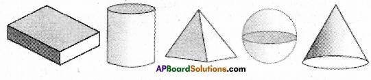 AP Board 7th Class Maths Solutions Chapter 14 Understanding 3D and 2D Shapes InText Questions 6