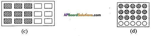 AP Board 7th Class Maths Solutions Chapter 2 Fractions, Decimals and Rational Numbers Ex 2 4
