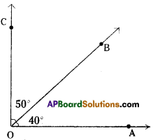 AP Board 7th Class Maths Solutions Chapter 4 Lines and Angles InText Questions 10