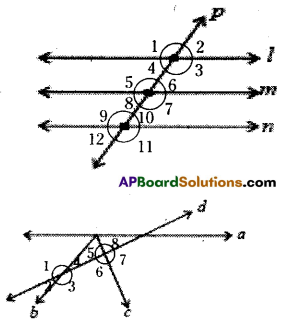 AP Board 7th Class Maths Solutions Chapter 4 Lines and Angles InText Questions 2