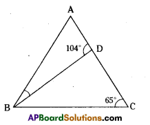 AP Board 7th Class Maths Solutions Chapter 5 Triangle and Its Properties Ex 4 6