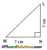 AP Board 7th Class Maths Solutions Chapter 5 Triangle and Its Properties InText Questions 4