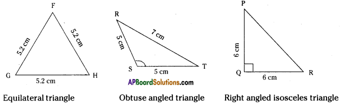 AP Board 7th Class Maths Solutions Chapter 5 Triangle and Its Properties InText Questions 5