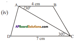 AP Board 7th Class Maths Solutions Chapter 8 Congruency of Triangles Ex 2 6