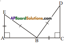 AP Board 7th Class Maths Solutions Chapter 8 Congruency of Triangles Ex 4 4
