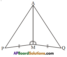 AP Board 7th Class Maths Solutions Chapter 8 Congruency of Triangles Ex 4 7