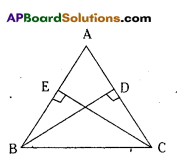AP Board 7th Class Maths Solutions Chapter 8 Congruency of Triangles InText Questions 9