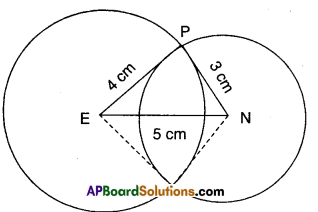 AP Board 7th Class Maths Solutions Chapter 9 Construction of Triangles Ex 1 9