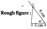 AP Board 7th Class Maths Solutions Chapter 9 Construction of Triangles Ex 2 3