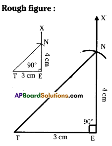 AP Board 7th Class Maths Solutions Chapter 9 Construction of Triangles Ex 2 6