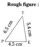 AP Board 7th Class Maths Solutions Chapter 9 Construction of Triangles InText Questions 3