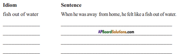 AP Board 8th Class English Solutions Chapter 5A Bonsai Life Part I 3