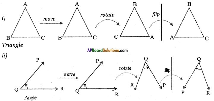 AP Board 8th Class Maths Notes Chapter 8 Exploring Geometrical Figures 3