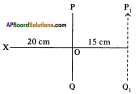 AP Board 8th Class Physical Science Important Questions Chapter 10 Reflection of Light at Plane Surfaces 13