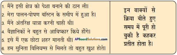 AP Board 9th Class Hindi Solutions Chapter 11 सुनीता विलियम्स 3
