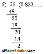 AP Board 9th Class Maths Notes Chapter 1 Real Numbers 1