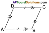AP Board 9th Class Maths Notes Chapter 8 Quadrilaterals 3
