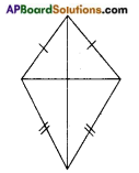 AP Board 9th Class Maths Notes Chapter 8 Quadrilaterals 6