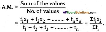 AP SSC 10th Class Maths Notes Chapter 14 Statistics 2