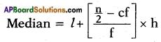 AP SSC 10th Class Maths Notes Chapter 14 Statistics 4