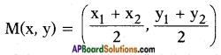 AP SSC 10th Class Maths Notes Chapter 7 Coordinate Geometry 4