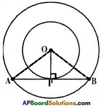 AP SSC 10th Class Maths Notes Chapter 9 Tangents and Secants to a Circle 11