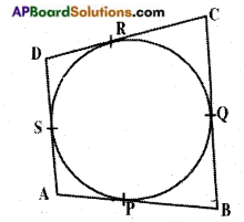 AP SSC 10th Class Maths Notes Chapter 9 Tangents and Secants to a Circle 13
