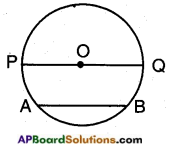 AP SSC 10th Class Maths Notes Chapter 9 Tangents and Secants to a Circle 3