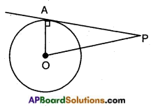 AP SSC 10th Class Maths Notes Chapter 9 Tangents and Secants to a Circle 7
