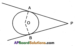 AP SSC 10th Class Maths Notes Chapter 9 Tangents and Secants to a Circle 8