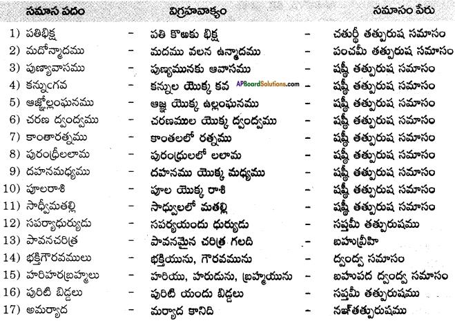 AP SSC 10th Class Telugu Solutions Chapter 1 మాతృభావన 12