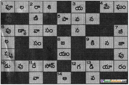 AP SSC 10th Class Telugu Solutions Chapter 1 మాతృభావన 2