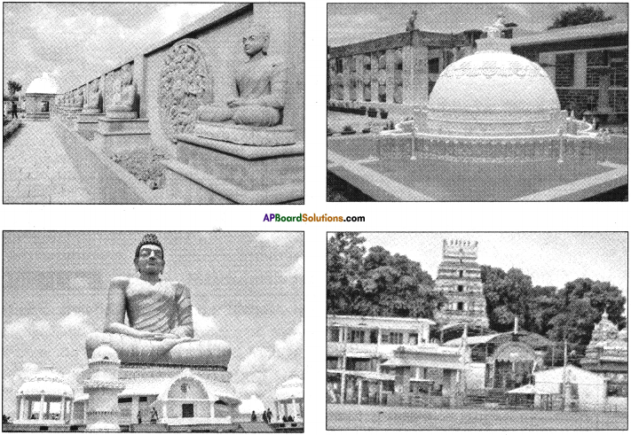 AP SSC 10th Class Telugu Solutions Chapter 2 అమరావతి 1