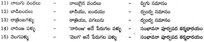 AP SSC 10th Class Telugu Solutions Chapter 3 జానపదుని జాబు 3