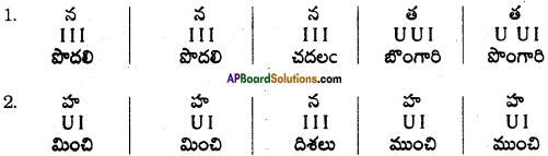 AP SSC 10th Class Telugu Solutions Chapter 4 వెన్నెల 4