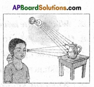 AP Board 6th Class Science Important Questions Chapter 11 Shadows - Images 1