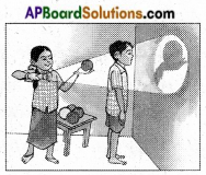 AP Board 6th Class Science Important Questions Chapter 11 Shadows - Images 2
