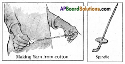 AP Board 6th Class Science Important Questions Chapter 8 How Fabrics are Made 5