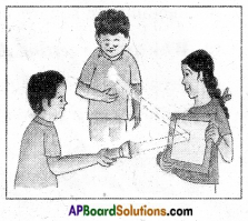 AP Board 6th Class Science Solutions Chapter 11 Shadows - Images 11