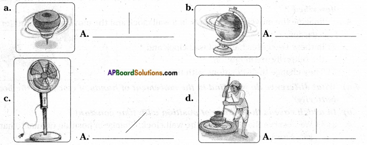 AP Board 7th Class Science Important Questions Chapter 4 Motion and Time 19